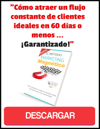 MARKETING MAGNETICO